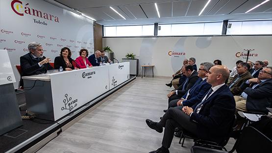 Gobierno Cámara Toledo
