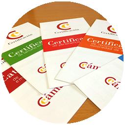 Certificados Camerales