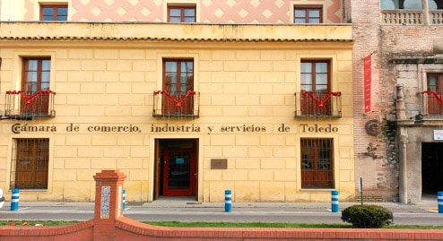 Vivero de empresas de Talavera