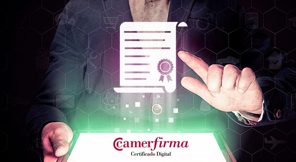 Camerfirma presenta su solución de certificados digitales para autónomos, ciudadanos y empresas con VídeoID