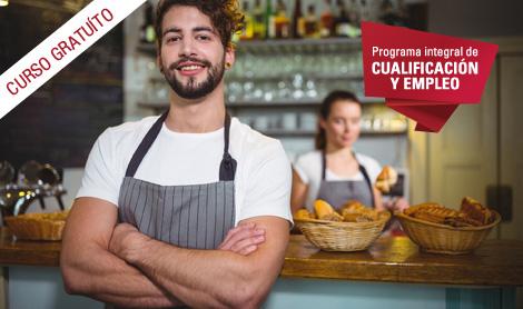 Curso de Auxiliar de camarero | Formación PICE