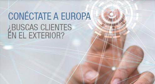 Programa Conéctate con Europa.