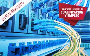Curso de Auxiliar de Operaciones básicas con fibra óptica y telecomunicaciones en Talavera de la Reina