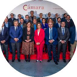 Gobierno de la Cámara de Comercio, Industria y Servicios de Toledo