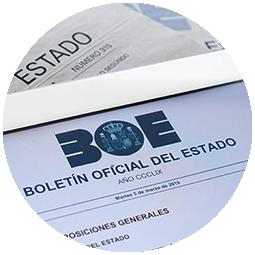 Publicaciones BOE Covid-19
