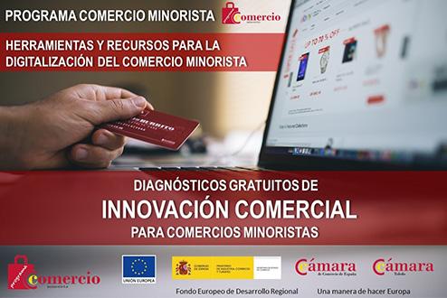 Programa de apoyo al Comercio Minorista