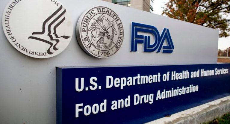 Sesión online sobre la renovación del registro de la FDA.