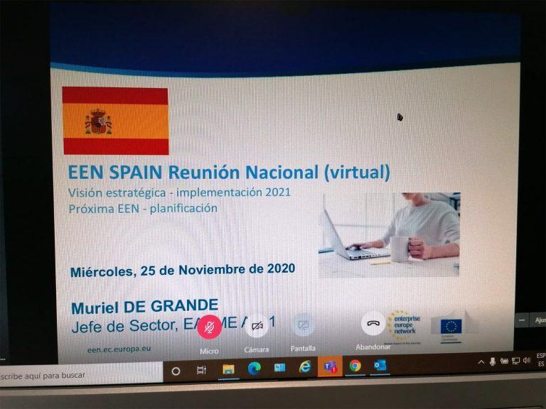 La Cámara de Toledo participa en la XIII de la Conferencia Anual de Consorcios Españoles de la Enterprise Europe Network (EEN)