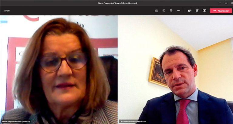 Cámara Toledo y Liberbank continúan apostando por la educación financiera como herramienta de inclusión social