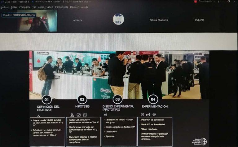 """La Cámara de Toledo colabora con el Ipex en la organización del curso online """"Gestión Estratégica de Contactos Internacionales"""""""